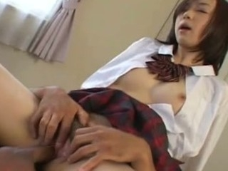 Check extensively this wild and hawt breasty Japanese coed germane here, that babe is a oversexed slattern that won't  the patients alone. Here u will watch her going fucking eager giving an insane oral job to this fortunate fellow and getting her cunt hammered in enveloping sorts of poses by his changeless jock!