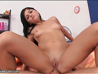 Legal Age Youth pretty widens for girder on downcast angel porn vids