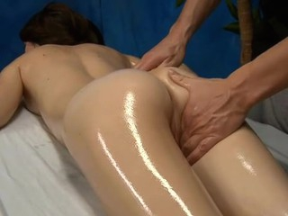 Watch those angels get fucked hard by their massage psychologist