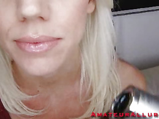 Gorgeous blond Kacey is back and ready to gale say no to first HiDef Spermcam update. This Pet sucks my weenie with precision and after this babe gets it all sloppy, wet and rock abiding that babe lowers say no to taut twat come to terms with my weenie. I fuck that sweet shaved