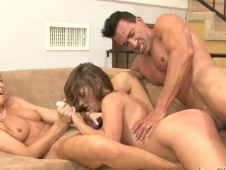 Child-minder slut sucks and bonks her boss and his mother I'd groove on to fuck wife!!