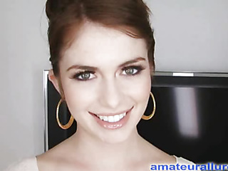 Miley is eighteen life-span old, very cute and this baby has returned for her artful cum facial ever! This is the second seniority Miley has visted AmateurAllure.com, and I am going get my discharged at her this time. That Babe has an amazing, constricted congregation and