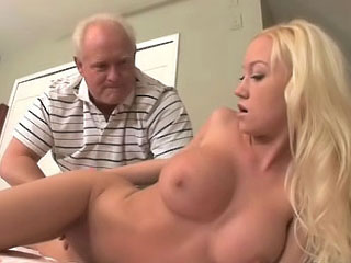 Dirty elderly fart screwing beautiful together with horny mart stripling