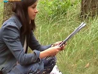 Babe sucks together with gets fucked outdoors in these spicy public vids