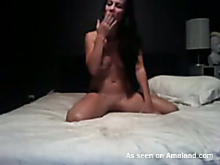 Two very sex appeal lesbo chicks are caressing in any case change off