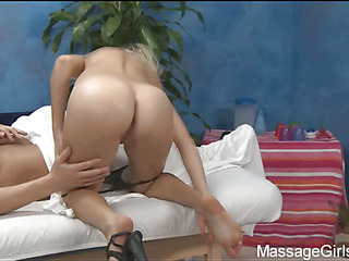 18 year old slut gets fucked hard away from her massage therapist