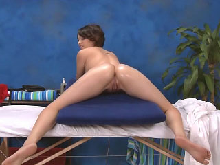 Petite latina babe sucks delve with respect to and gets fucked doggy aura